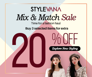 Mix & Match Sale