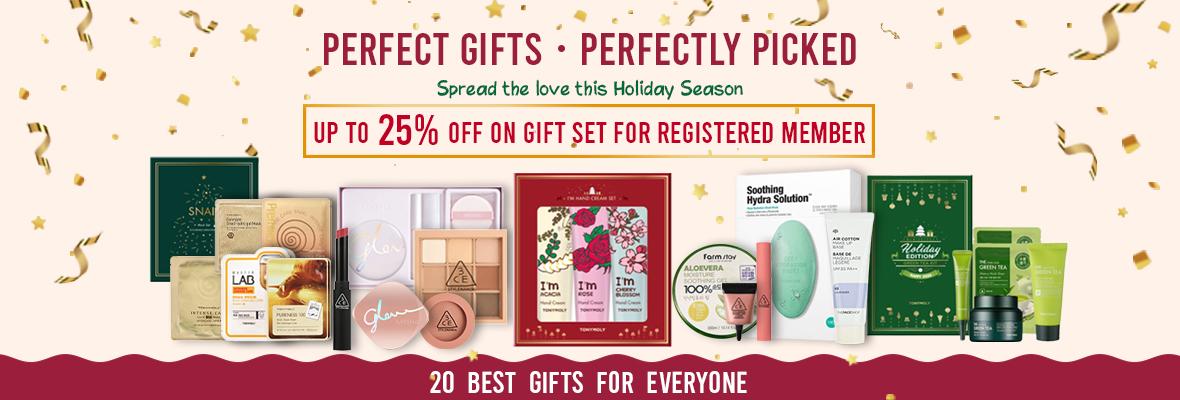 Gift Set - Member exclusive discount
