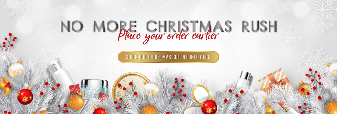 Holiday order notice