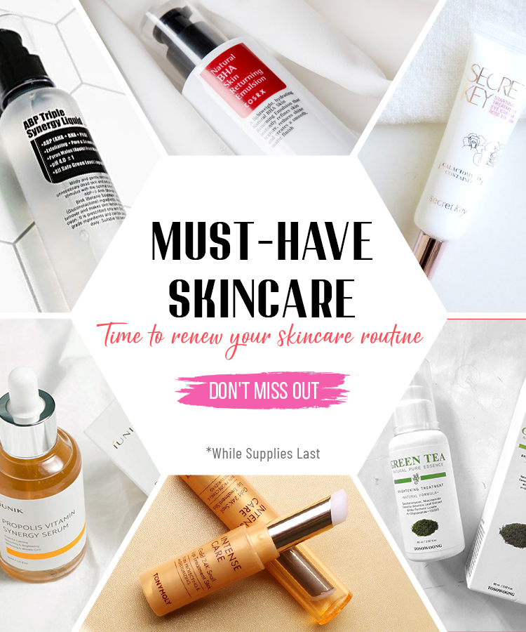Selected Skincare Sale