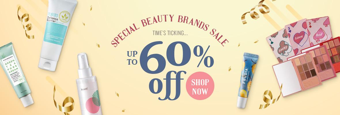 Selected Brands Sale