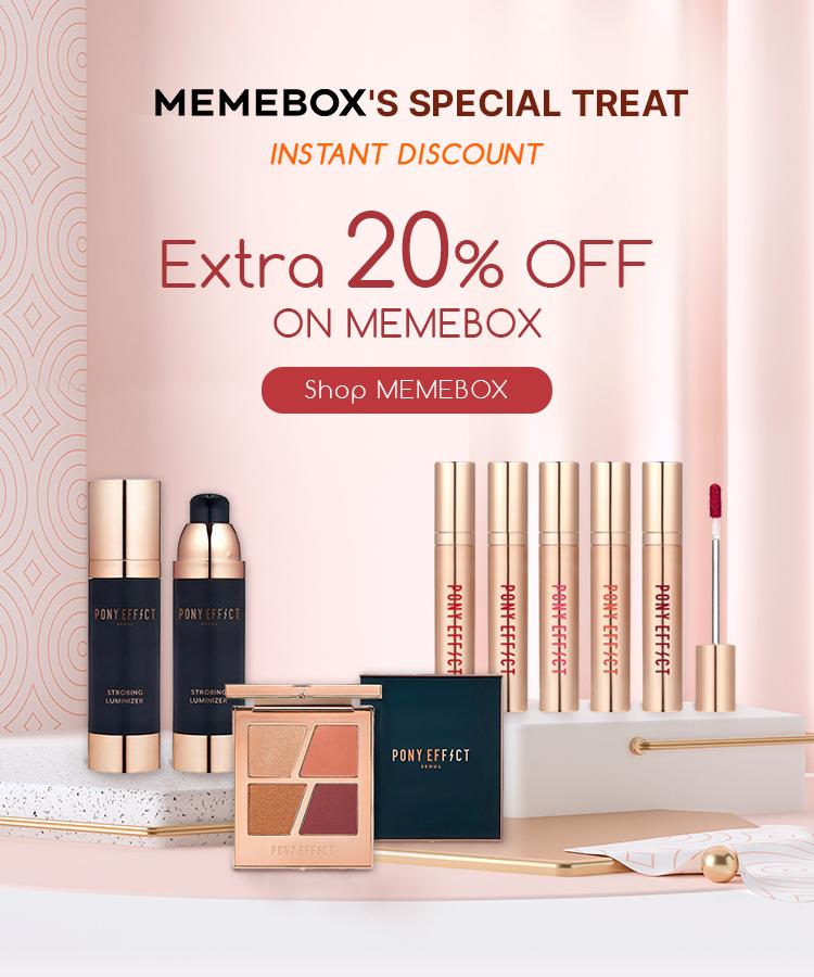 Brand Sale - MEMEBOX