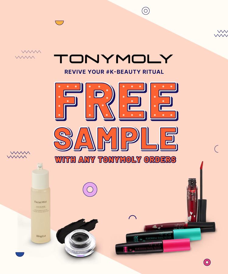 Tonymoly Free Sample