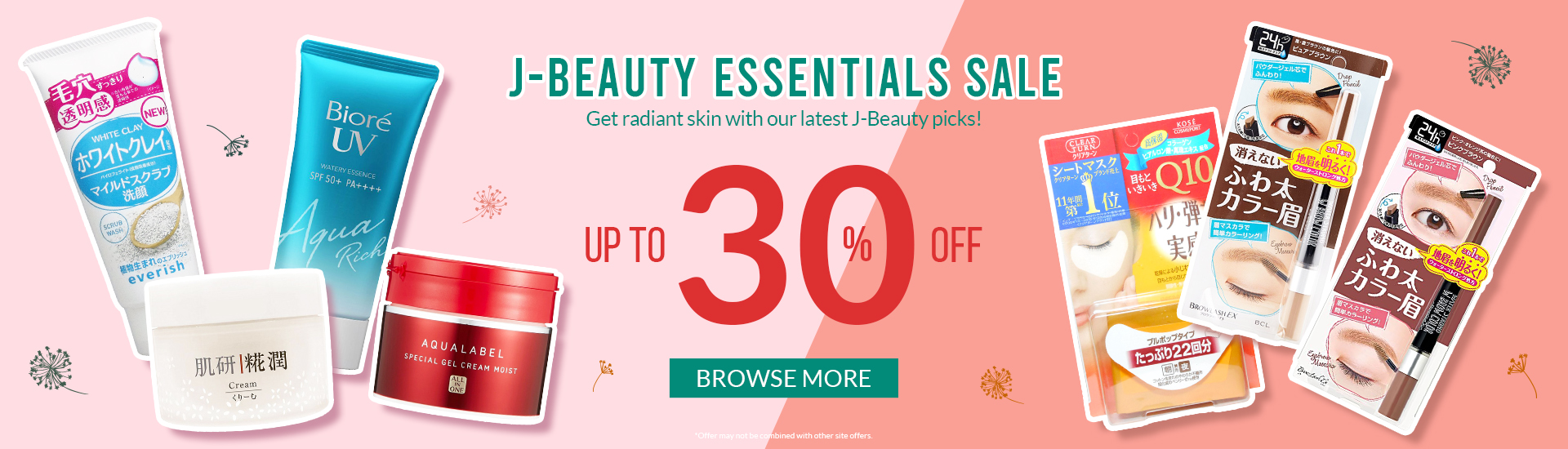 J-Beauty Essentials Sale