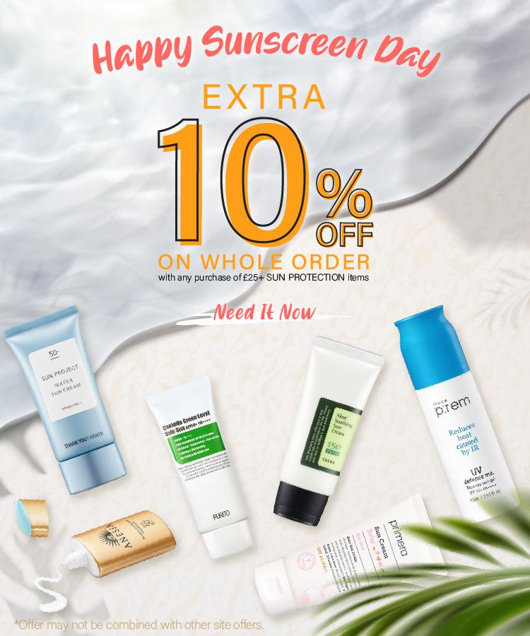 May - Sunscreen Day