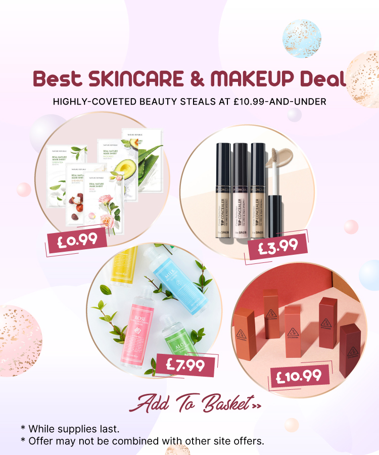 Best SKINCARE & MAKEUP Deal