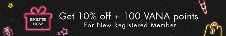 10% OFF for New Member
