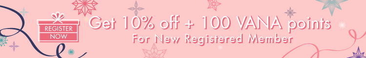 10% OFF for New Member