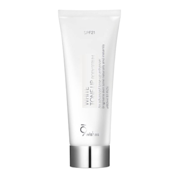 9wishes - White Tone-up Body Serum SPF21 - 150ml