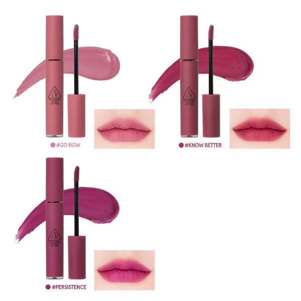 3CE / 3 CONCEPT EYES - Velvet Lip Tint