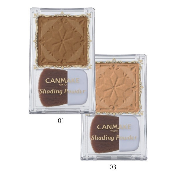 CANMAKE - Poudre d'ombrage