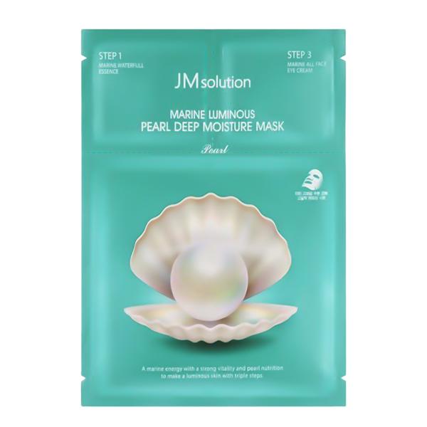 JMsolution -Marine Luminous Pearl Deep Moisture Mask Pack