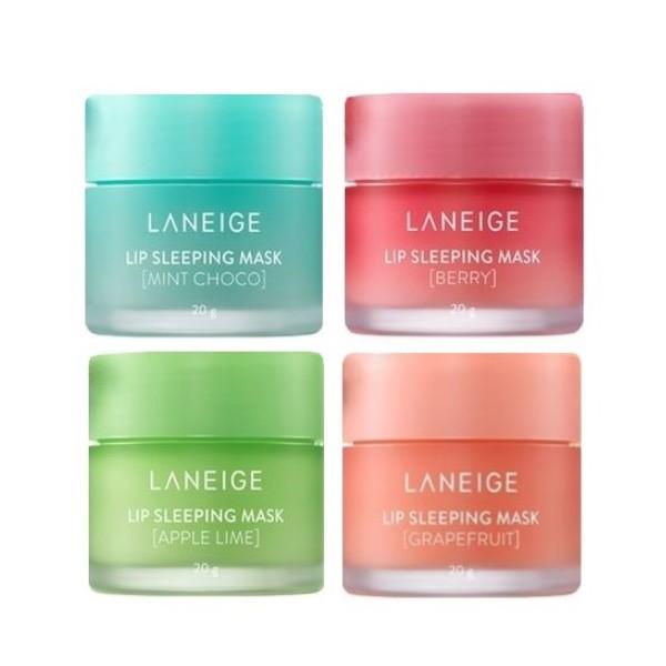 LANEIGE - Masque de couchage lèvres