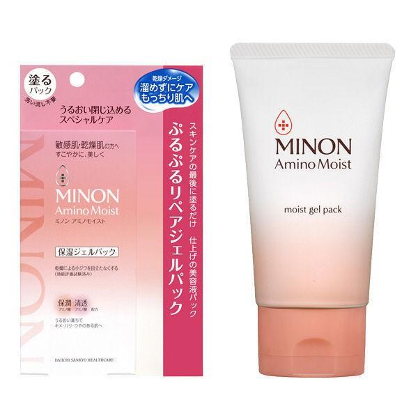 Minon - Amino Moist Gel Pack
