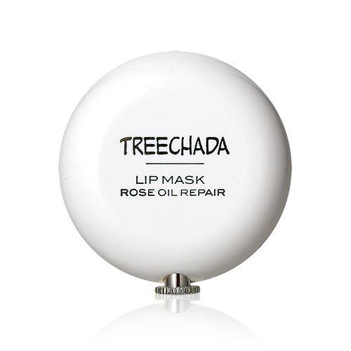 Treechada - Lip Mask Rose Oil Repair
