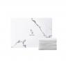 Chrisma - Coussin en coton 1/2 - 100pcs