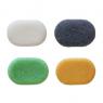 Litfly - Natural Konjac Sponge Set (Oval)