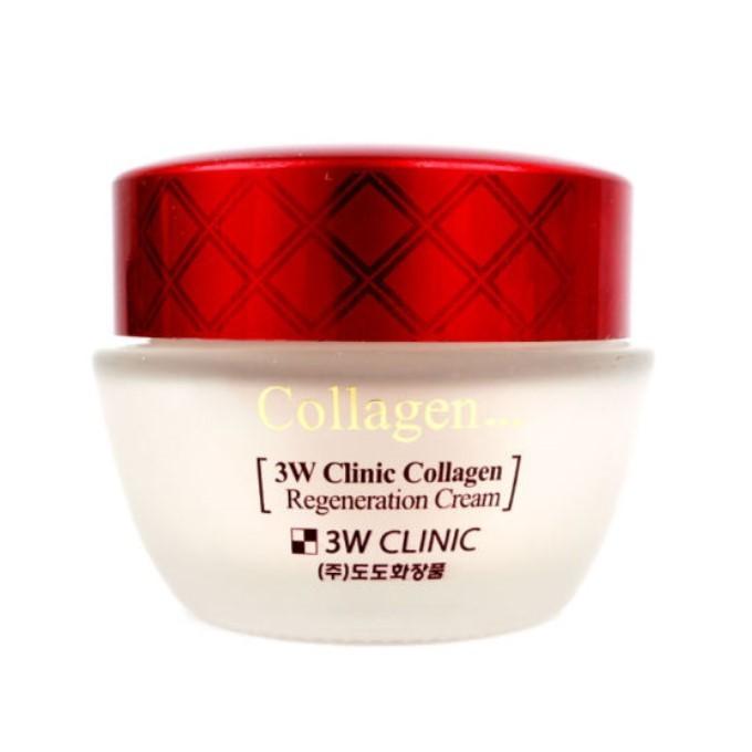3WClinic - Collagen Regeneration Cream - 60ml