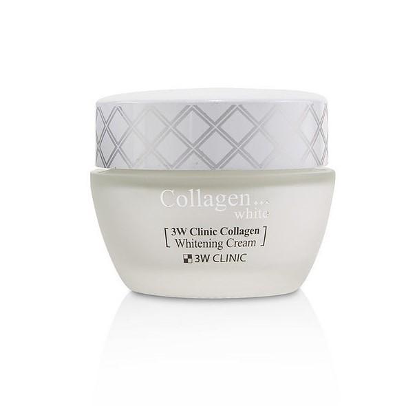 3WClinic - Collagen Whitening Cream