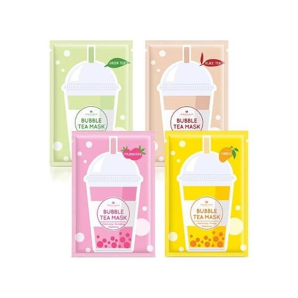 ANNIE'S WAY - Masque de thé aux bulles