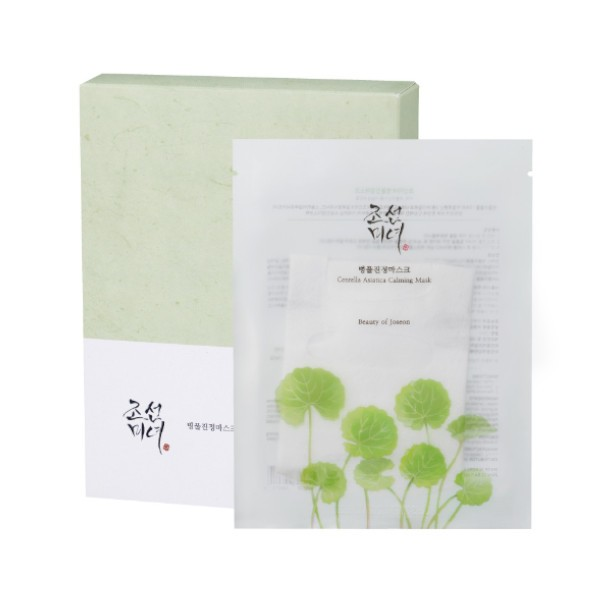 BEAUTY OF JOSEON - Centella Asiatica Calming Mask - 10pcs