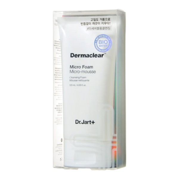 Dr. Jart+ - Micro mousse Dermaclear - 120ml