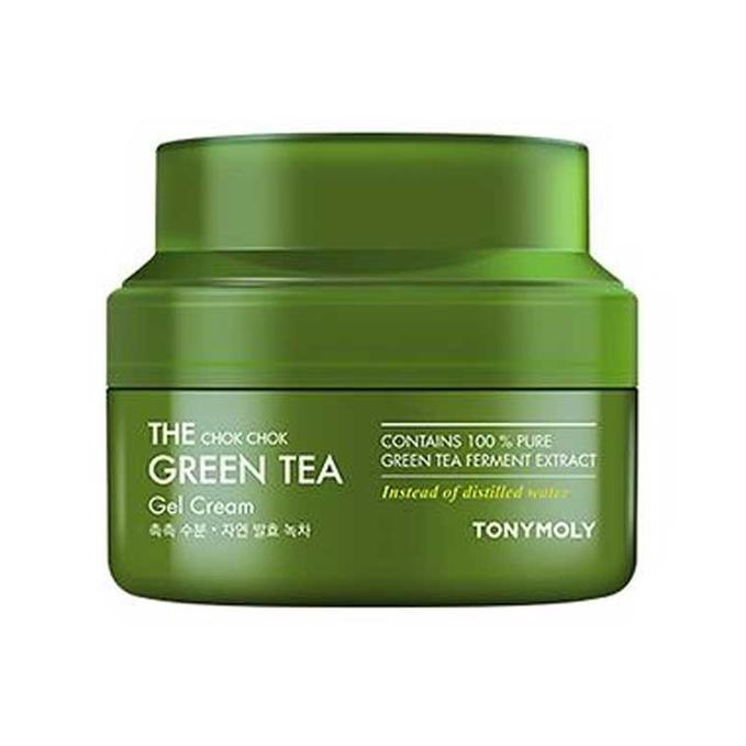 TONYMOLY - The Chok Chok Green Tea Gel Cream