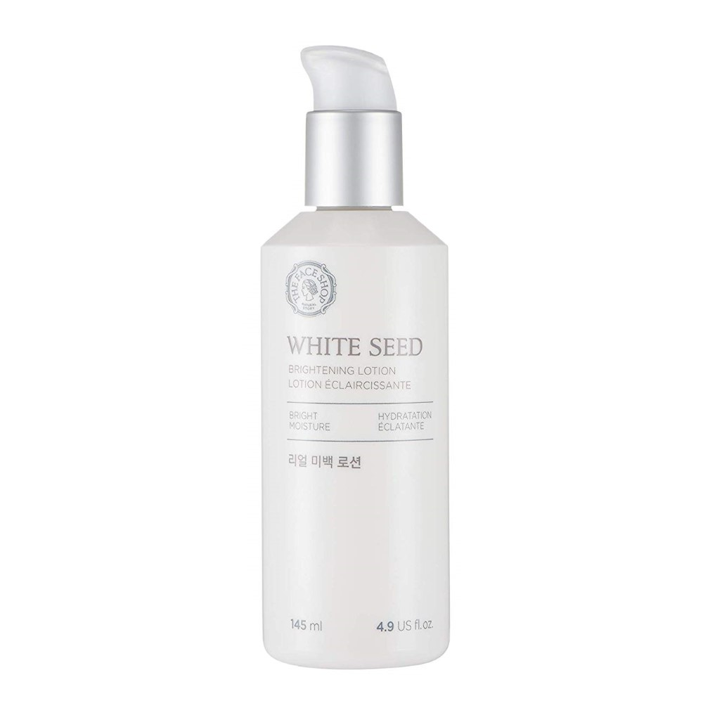 The Face Shop - White Seed Brightening Lotion