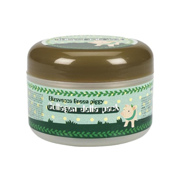 Elizavecca - Green Piggy Collagen Jella Pack