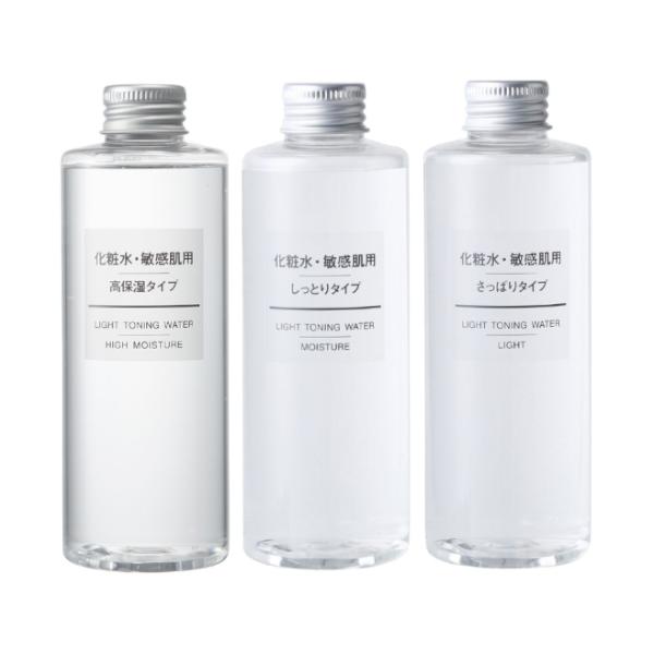 MUJI - Sensitive Skin Toning Water - 200ml
