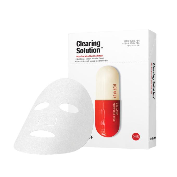 Dr.Jart+ - Dermask Micro Jet Cleaning Solution Pack