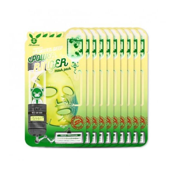 Elizavecca - Centella Asiatica Deep Power Ringer Mask Pack