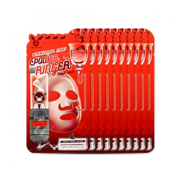 Elizavecca - Collagen Deep Power Ringer Mask Pack