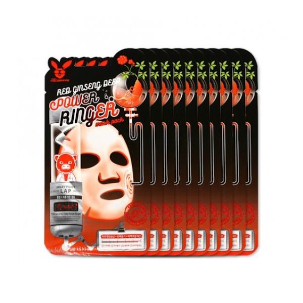 Elizavecca - Red Ginseng Deep Power Ringer Mask Pack