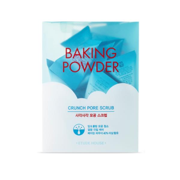 Etude House - Baking Powder Crunch Pore Scrub - 7g*24ea