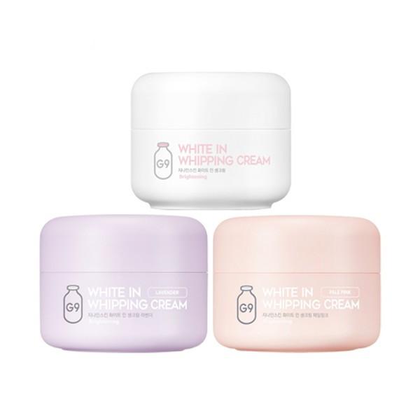G9 SKIN - White In Whipping Cream - 50g