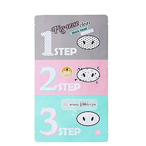 Holika Holika - Pig Clear Black Head 3-Step Kit