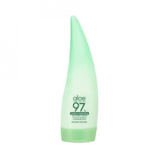 HolikaHolika - Aloe 97% Soothing Lotion (Intensive moisturizing)