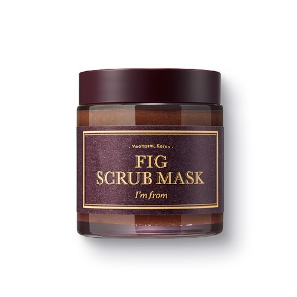I'm From - Fig Scrub Mask - 120g