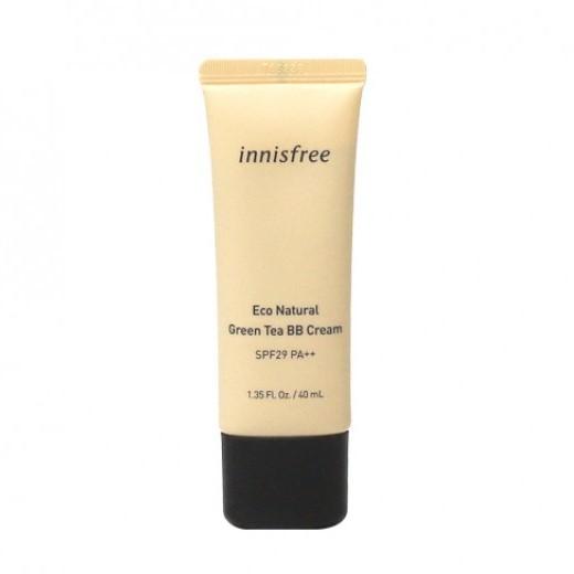 innisfree - Eco Natural Green Tea BB Cream (SPF29 PA++)