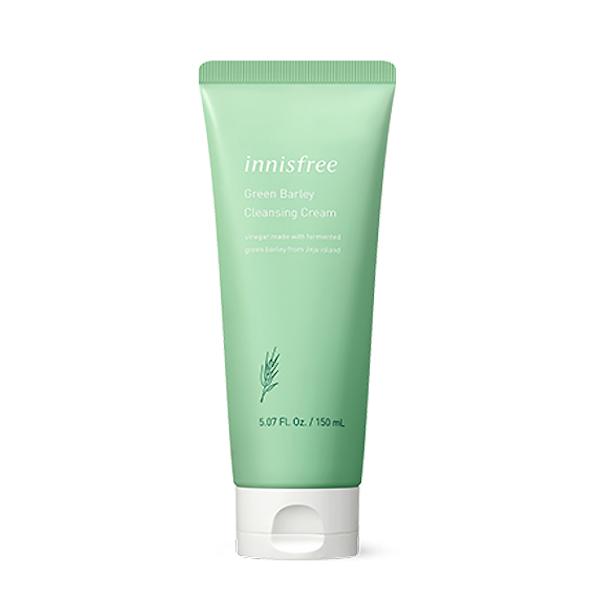 innisfree - Green Barley Cleansing Cream