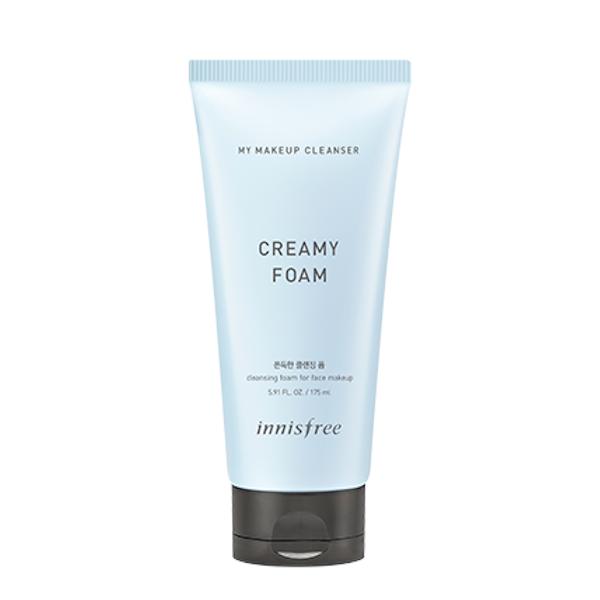 innisfree - My Makeup Cleanser Creamy Foam
