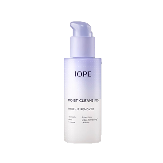 IOPE - Moist Cleansing Make Up Remover