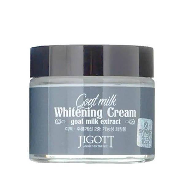 Jigott - Goat Milk Whitening Cream