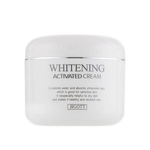 Jigott - Whitening Activated Cream