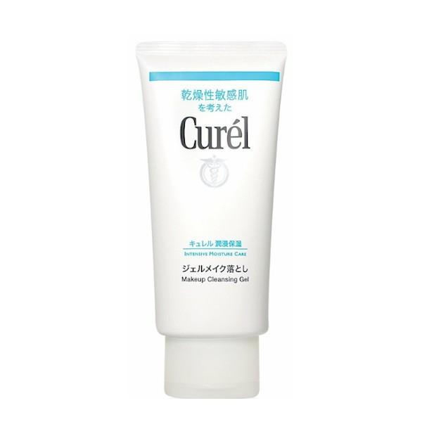 Kao - Curel Intensive Moisture Care Makeup Cleansing Gel