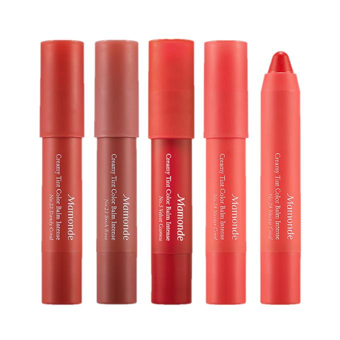 Mamonde - Creamy Tint Color Balm Intense Lip Pencil