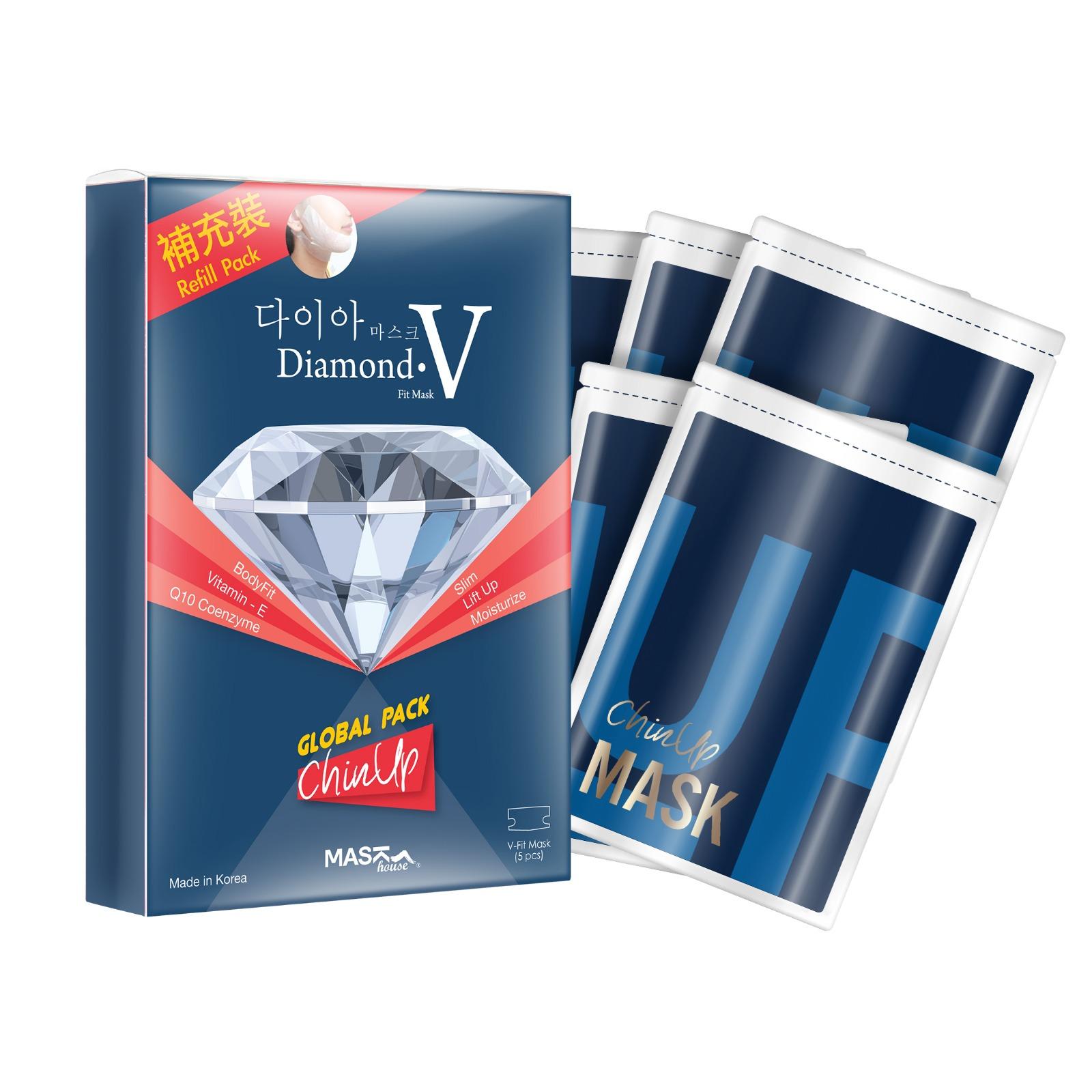Mask House - Diamond V Fit Mask Refill