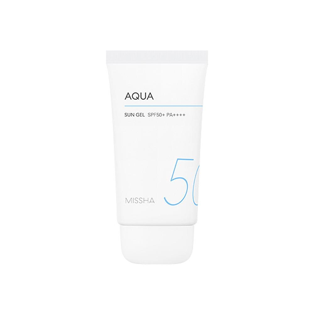 MISSHA - All-Around Safe Block Aqua Sun Gel SPF50+ PA++++