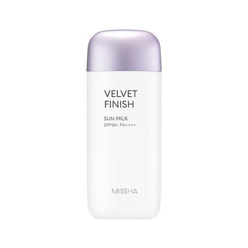 MISSHA - All Around Safe Block Velvet Finish Sun Milk SPF50+ PA++++